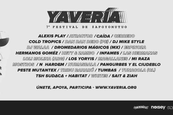 Cartel Yaveria horizontal