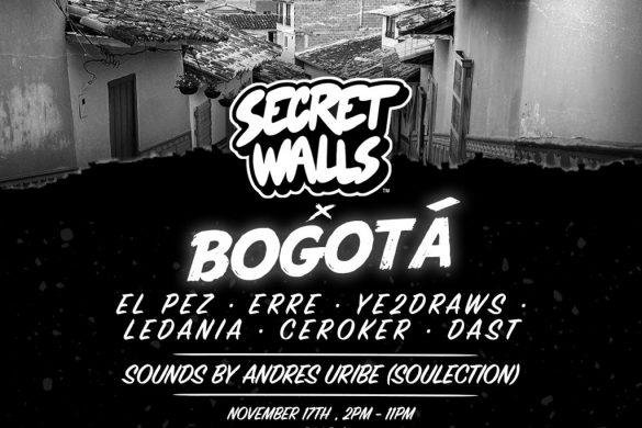 secret walls bogota